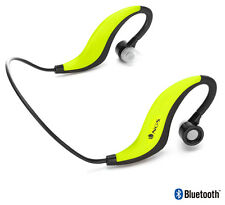 NGS Bluetooth Sports Earphones Artica Runner - Yellow