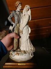 G Armani 84 Florence Figurines