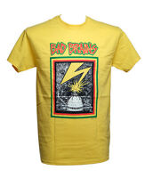 Bad Brains - Capitol Yellow - Men's Yellow T-shirt DC