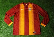 GALATASARAY TURKEY 2014/2015 FOOTBALL SHIRT JERSEY HOME NIKE ORIGINAL SIZE XL