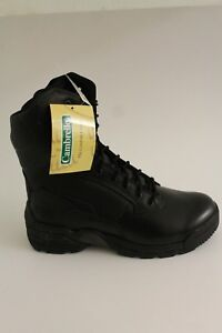Magnum Stealth Force 8.0 Leather Safety boots slip oil resistant Mens 8Inch UK8