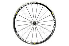 Mavic Cosmic Elite Road Bike Front Wheel 700c Aluminum Clincher