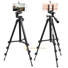 Professional Camera Tripod Stand Holder For iPhone Samsung Smart Phone+Bag