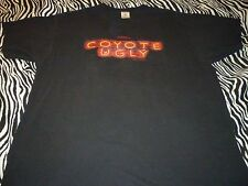 Coyote Ugly Movie Vintage Shirt ( Used Size XL ) Good Condition!!!