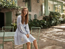 Tory Burch Sadie tunic dress in french lavender