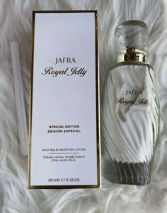 Jafra Royal Jelly Milk Balm Advanced 200 ml- 6.7 oz NEW Special Edition