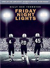 Friday Night Lights (DVD, 2005, Widescreen)