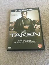 Taken Dvd, Extended Harder Cut