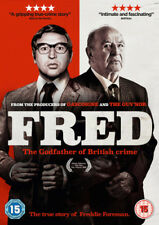 Fred: The Godfather of British Crime DVD (2018) Paul Van Carter ***NEW***
