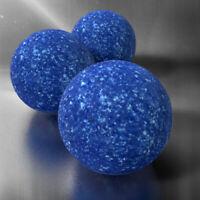 "#UK ""BLUE LAVENDER - 185EL"" Effect Earthenware Glaze Pottery House Painting"