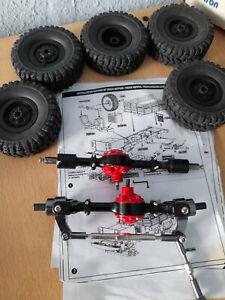 WPL- Gaz 66 Ersatzteile