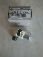 Nissan Sunny N13, front screen washer pump, years 07-87 on, new genuine part.