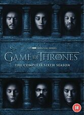 Game of Thrones - Season 6 [DVD] [2016][Region 2]