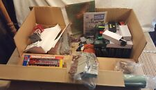 Large Assorted Lot Of Railroad Train Track & Accessories Lionel