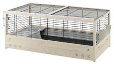 Ferplast Aréna 120 Cage Lapin en bois 125 x 64 5 51 cm Noir