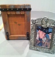 Horse Stable Picture Frame