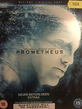 #B1834 - Prometheus Blu-ray (2012)