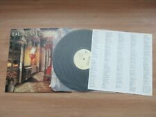 Dream Theater - Images And Words 1993 Korea LP Vinyl Insert No Barcode