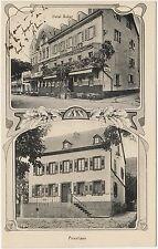 Kamp-Bornhofen Camp Loreley im Rhein-Lahn-Kreis Hotel Anker und Privathaus 1918