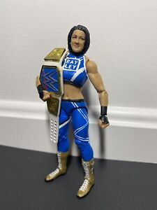 WWE Elite 80 Bayley Custom Mattel Smackdown Survivor Series Raw Champion