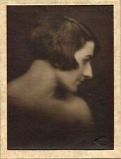 Studio Marliangeas - Pictorialisme - Epreuve argentique d'époque 1930's -
