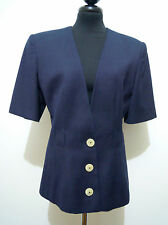 VALENTINO Giacca Donna Cotone Cotton Woman Jacket Sz.M - 44