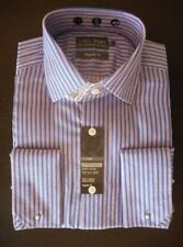 Marks and Spencer Double Cuff No Formal Shirts for Men