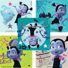 "25 Vampirina Stickers, 2.5""x2.5"" ea., Party Favors"