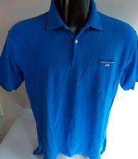 VTG POLO SPORT Ralph Lauren Pullover SS Knit Polo Shirt Royal Blue SZ L??