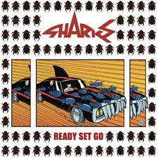 SHARKS - READY SET GO   CD NEU