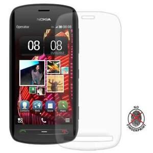 AMZER Kristal Clear Screen Protector for Nextel Motorola Stature i9