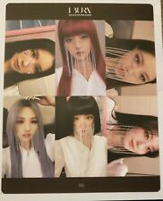 (G)I-DLE I Burn Winter Official Lucky Photocard gidle g idle