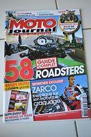MOTO JOURNAL 1969 HONDA VFR 750 F 800 ABS CBF 1000 YAMAHA XT 500 DUCATI 848 2011