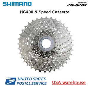 Shimano ALIVIO CS-HG400 9 Speed Hyperglide 34T Cassette Sprocket MTB