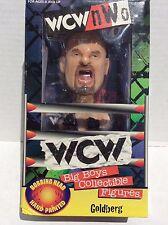 WWE WWF WCW nWo Bill GOLDBERG bobblehead figure 1998 new NIB