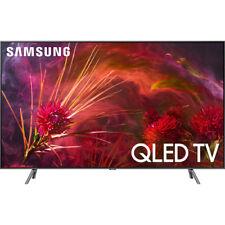 "Samsung QN65Q8FNB 65"" Q8FN Carbon Silver QLED 4K UHD Smart HDTV - QN65Q8FNBFXZA"
