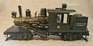 Two Truck Climax Locomotive (Electric) by Bachmann Spectrum... 1:20.3... Used