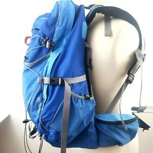 Golite Lite-Speed Backpack Hiking Camping Womens Blue #250004110