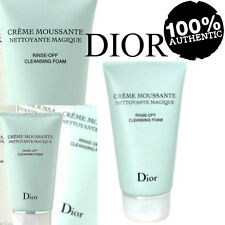 AUTHENTIC Travel Size 50ml / 1.70Z DIOR CREME MOUSSANTE RINSE OFF CLEANSING FOAM
