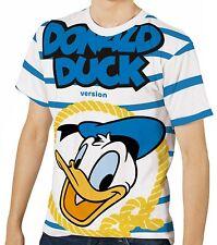 Donald Duck Herren Kurzarm T-Shirt Tee wa1 aao30492