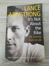 Lance Armstrong Its Not About The Bike Paperback Book Acceptable Condition