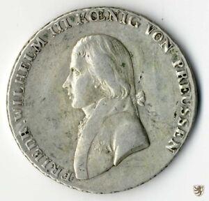 PREUSSEN, Friedrich Wilhelm III., Taler, 1801 A, AKS 10, schön/sehr schön