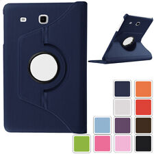 Smart Leather Rotating Kickstand Case For Samsung GALAXY Tab S2 S3 8.0 9.7 inch