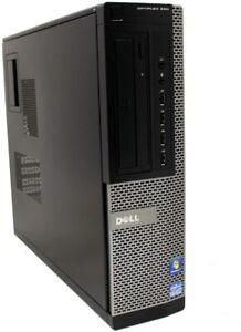Dell OptiPlex 990 DT Core i5-2400 3.2 GHz 8GB RAM 500GB HDD Win10 Pro