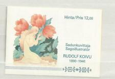 1990 MNH Finland booklet Michel MH 26