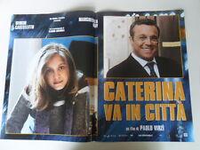 """#LOCANDINA FILM """"CATERINA VA IN CITTA'"""" (D)"""