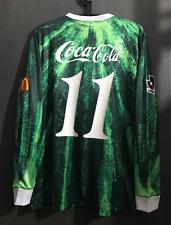 vintage soccer jersey 1993 Kawasaki Verdy long sleeve home jersey J league
