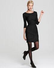 Cynthia Steffe Neera Black Dress Size M Medium