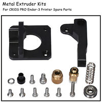 1.75mm Extruder Consumables Kits für CR10S PRO Ender-3 3D Drucker Teile Metall
