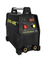 Cros – Arc MMA 160D 160amp Dual Voltage 110 / 240v Inverter Welder E125